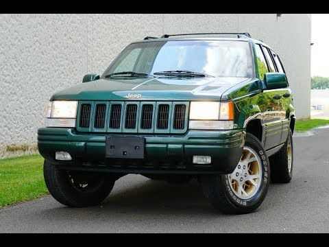 1997 Jeep Grand Cherokee Limited 4wd 5 2l V8 Jeep Grand Cherokee