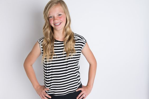 Striped Top for women.