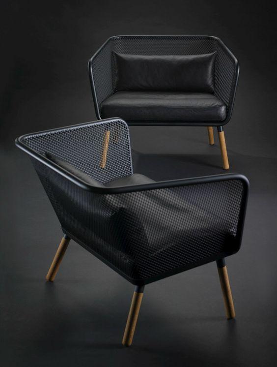 Honken armchair by Thomas Bernstrand for Blå Station