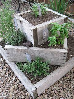 id es et astuces pour le jardin jardin pinterest jardins planters et herbes aromatiques. Black Bedroom Furniture Sets. Home Design Ideas