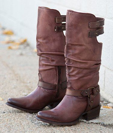 Indie Spirit by Corral Slouch Riding Boot - Women's Shoes | Buckle