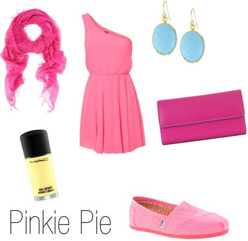 My little pony based outfit! Just died!