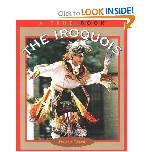 The Iroquois - by Emily J. Dolbear, Peter Benoit - See http://astore.amazon.com/hayehwatha-20/detail/0531293130