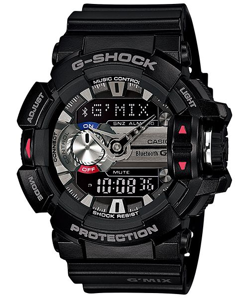 GBA-400-1AJF - 製品情報 - G-SHOCK - CASIO
