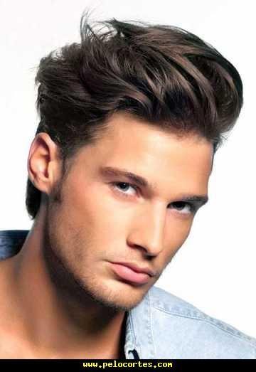 los mejores cortes de pelo medio para hombres cortes de pelo