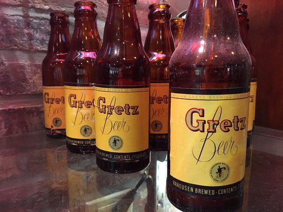 Gretz Beer #tbt