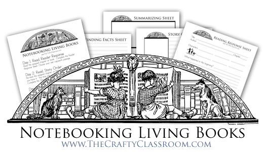 Notebooking Living Books