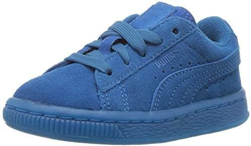PUMA Kids' Suede Iced Sneaker (With images) | Puma kids ...
