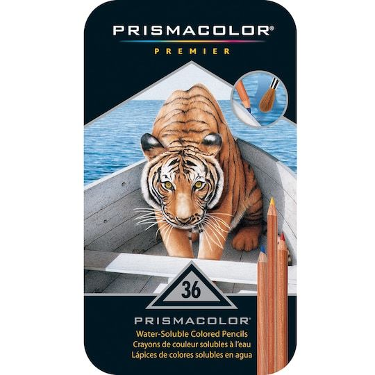 Prismacolor Watercolor Pencil 36 Color Set Michaels