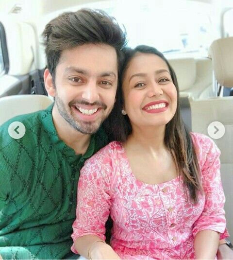 Pin By Anosha Nazari On Neha Kakkar Neha Kakkar Bollywood Couples Celebrity Fashion Looks