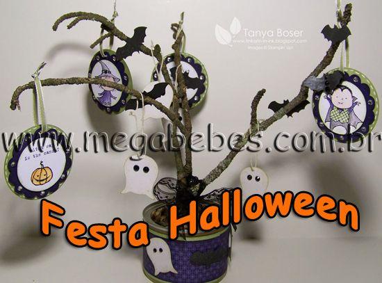 Festa Infantil Halloween | O Mega Bebês é