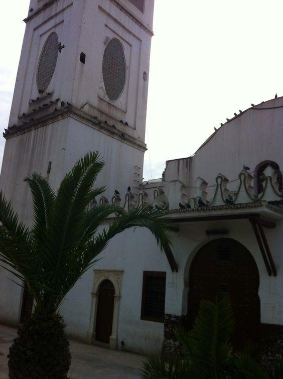 Mosquée á Alger