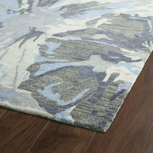 Found It At Wayfair Brushstrokes Grey Area Rug Kaleen Floral Rug Area Rugs