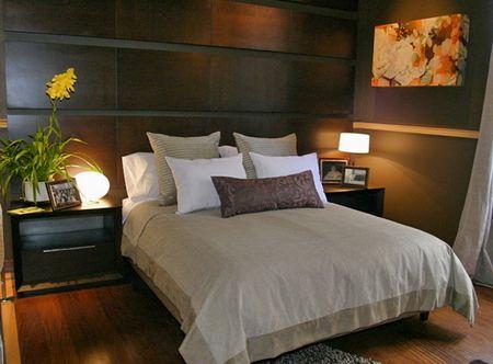 Dormitorios fotos de dormitorios im genes de habitaciones for Decoracion de techos de recamaras