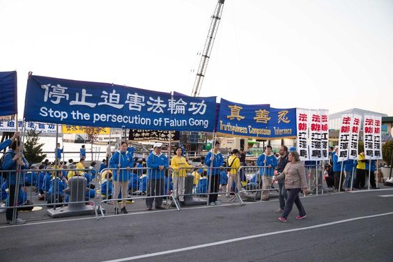 Falun Gong Practitioners Across the Globe Commemorate the April 25 Peaceful Protest
