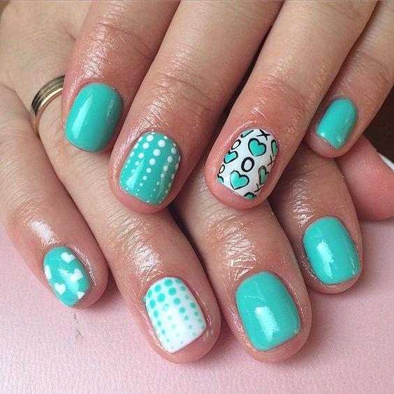"""Пусть будут яркие краски! Гельлак #emimaster #shellac #naildesign #nail #nails #nailmaster #nailart #art #cndshellac #cnd #gel #gelish #gelpolish…"""