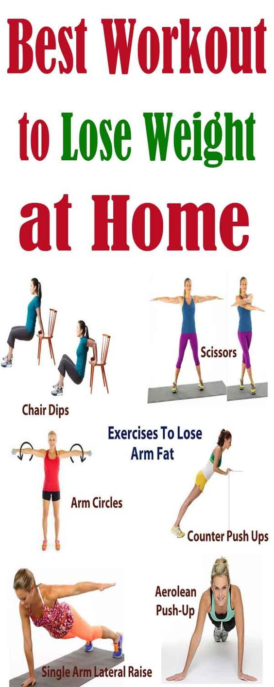 best workouts to lose weight fast at home