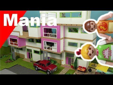 Playmobil deutsch - Die Mega Luxusvilla von Familie Hauser ...