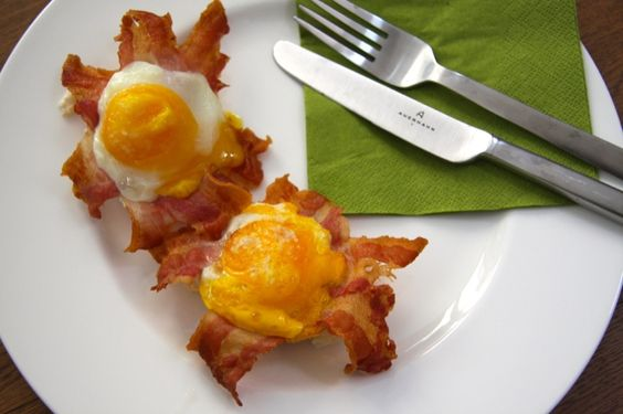 Bacon-Egg-Muffins