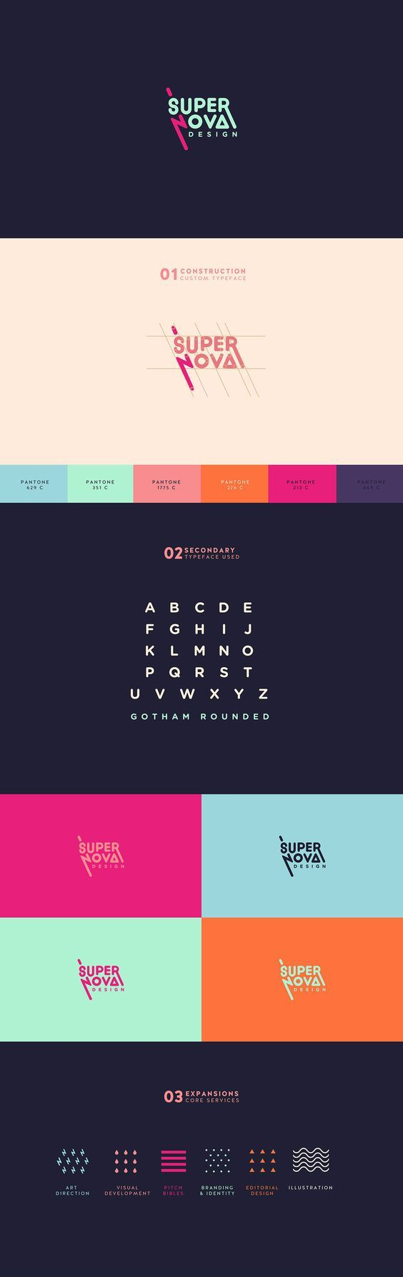 pin by laci smith on typography and logos explore brand identity inspo nova identity and more