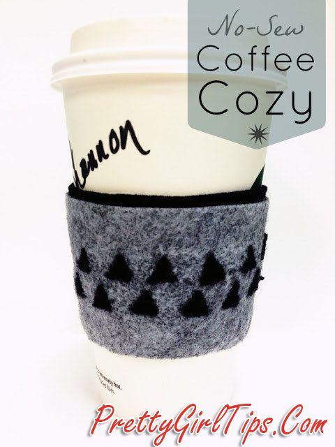 @prettygirltips Coffee Cozy