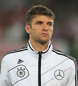 Sudáfrica 2010-Thomas Müller (Alemania) gana el Botín de Oro por marcar 5 goles