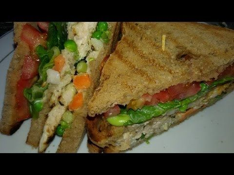 اشهى ساندويش بالدجاج صحي وصالح للرجيم Chef