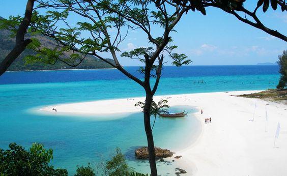 Sunrise Beach, Koh Lipe, Tailandia