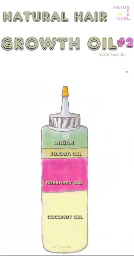 Natural Oils That Stimulate Hair Growth