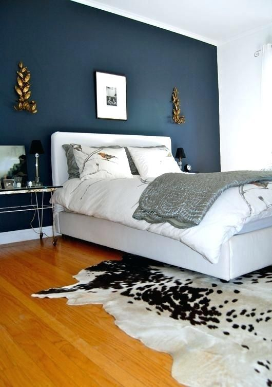 Wall Accents for Small Bedroom | Blue bedroom decor, Blue ...