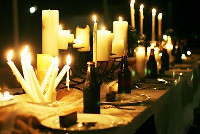 our halloween dead dinner