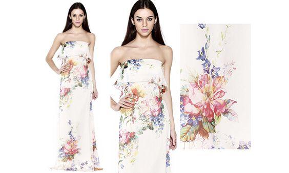 As principais tendências em vestidos de festa – Industria Textil e do Vestuário - Textile Industry - Ano VIII