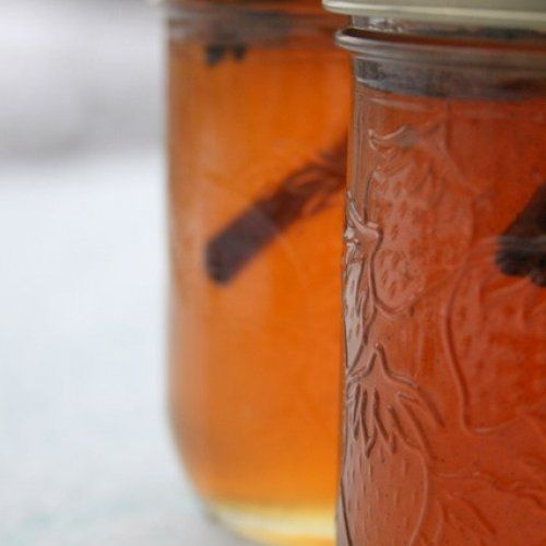 Brilliant!  spicing a raw honey with cloves, ginger and anise.  I may have to try this method.