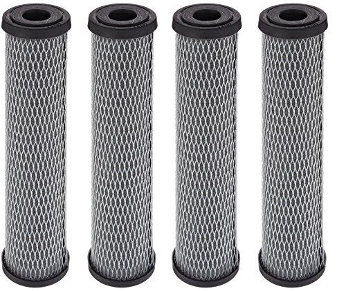 Pentek C1 Carbon Filter Cartridge 9 3 4 X 2 1 2 5 Micron 4 1 Pack Filters Household Carbon Filter