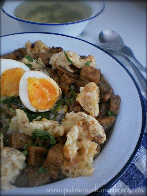 Nasi Bakmoy Ayam By Nisa Tsvetkova Resep Masakan Masakan Makanan