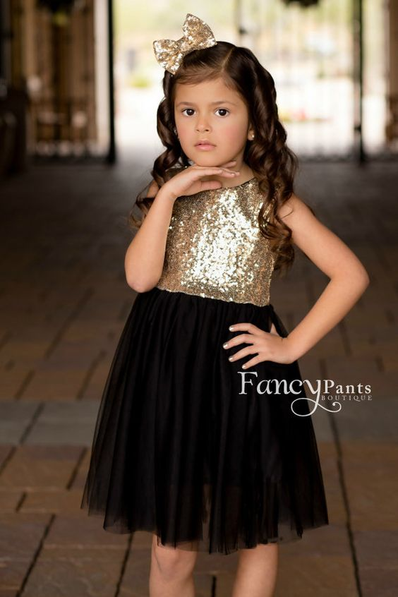Hey, I found this really awesome Etsy listing at https://www.etsy.com/listing/261259648/black-and-gold-sequin-dress-party-dress