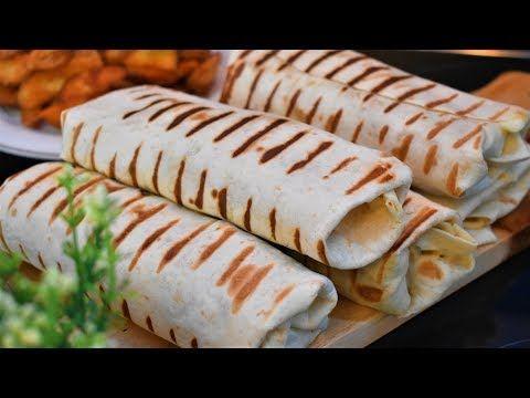 افخم ساندويش فاهيتا دجاج بتتبيله مميزة وطعم اكثر من رائع Youtube Cooking Recipes Recipes Food