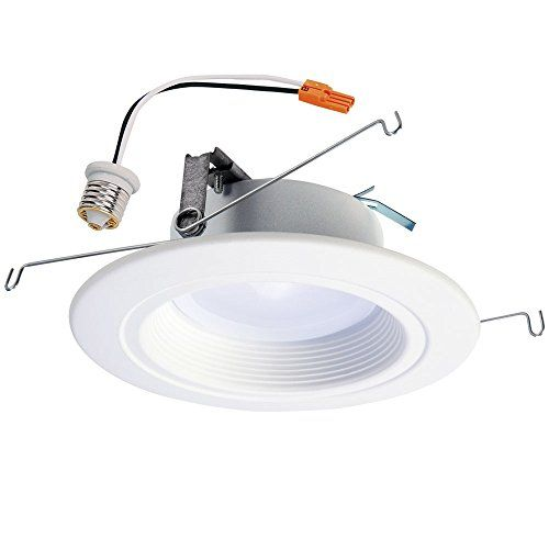 Halo Recessed Rl56 Zigbee Smart Led Downlight White Works With Alexa For Sale Led Recessed Ceiling Lights Retrofit Recessed Lighting Downlights