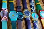 """Loved the """"Swatch"""" watch (with guard of course)"""