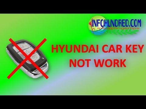 Hyundai I20 Car Key Battery Replace In 2020 Hyundai Hyundai Cars Car Keys