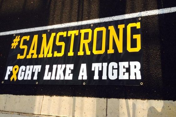 #SamStrong: A Region Fights Alongside Two-Year-Old West Monroe Boy Battling Cancer - MyArkLaMiss.com - KTVE NBC 10 - KARD FOX 14 - Your homepage for the latest News, Weather and Sports in the ArkLaMiss!