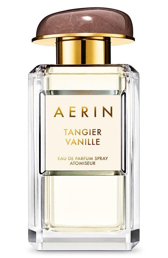 Aerin Lauder Tangier Vanille ~ Nouveaux Parfums