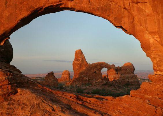 Lugares Fantásticos: Arches National Park - Utah - EUA