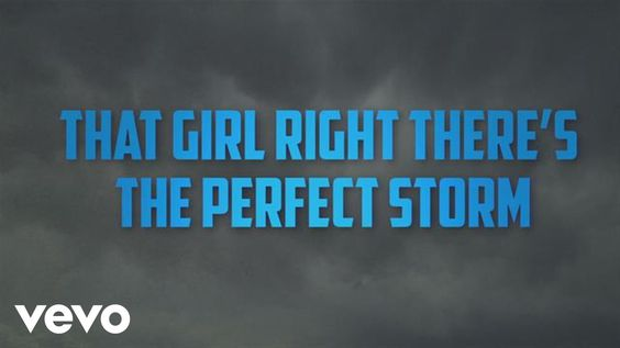 Brad Paisley - Perfect Storm (Lyric Video)
