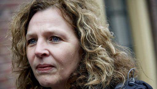 Sander Spijker, de man met wie minister van Volksgezondheid Edith Schippers al 20 jaar getrouwd is, ...: