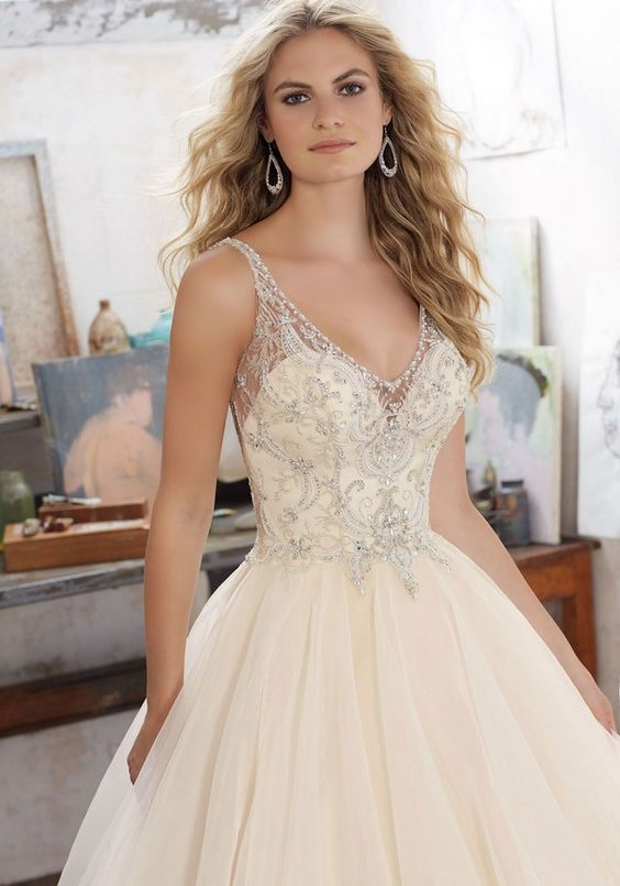 the wedding dresses have been granting brides their wishes from the start.