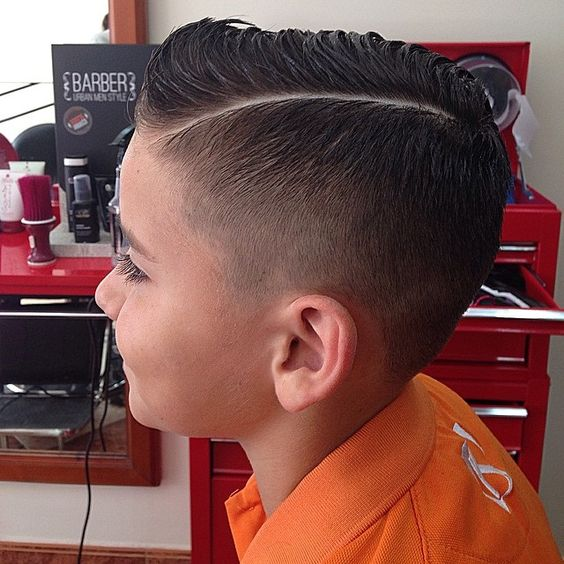 Phenomenal Boy Haircuts Children And Short Haircuts For Boys On Pinterest Hairstyles For Women Draintrainus