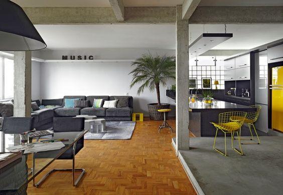 Taco de madeira é tendência - veja ambientes, modelos e dicas! - Decor Salteado - Blog de Decoração e Arquitetura