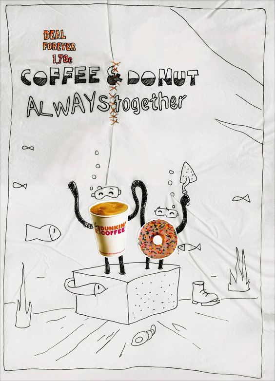 Dunkin' Coffee Shop