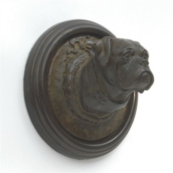 Awesome Door knocker: Awesome Dogs, Boxer Dogs, Art And Crafts, Boxers You Re, I Bulldogs, Crafts Style, Arts And Crafts, Doorknocker Dogs